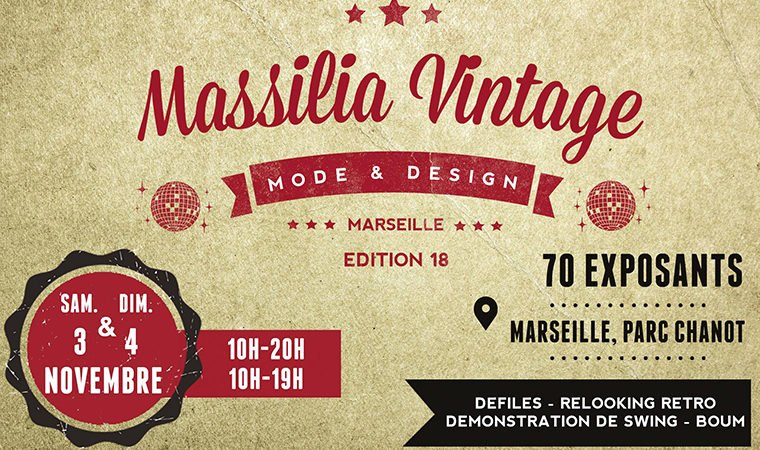Massilia Vintage à Marseille - Gay-Marseille