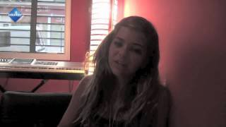 Caroline Costa - 1ère session studio