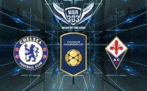 Prediksi Chelsea vs Fiorentina 6 Agustus 2015
