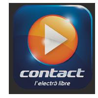 Contact - L'electrõ libre