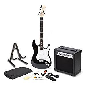 Electric Guitar Beginner Kit
