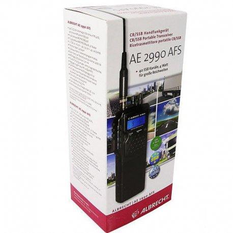 Albrecht AE2990 - Poste CB portatif AM FM BLU - GoTechnique.com