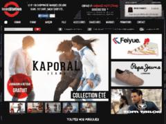 Jean station : Vente de jeans de marques en ligne