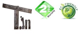 Sauna Tønde Udendørs Finsk Tilbud - TimberIN