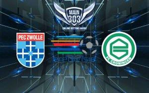 Prediksi PEC Zwolle vs Groningen 3 Mei 2015 KNVB Beker