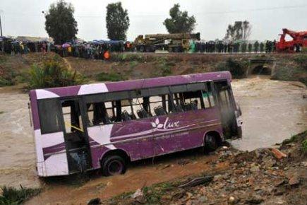 Un accident d'autocar au Maroc fait au moins 24 morts | Afrique