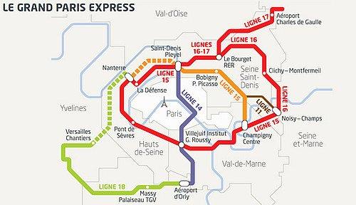 Concertation sur le Grand Paris Express- Conseil départemental de l'Essonne - CG91