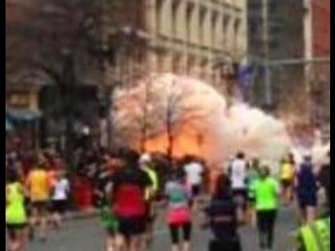 Attentat à Boston: 3 morts, dont un enfant de 8 ans, plus une centaine de blessés (vidéos)