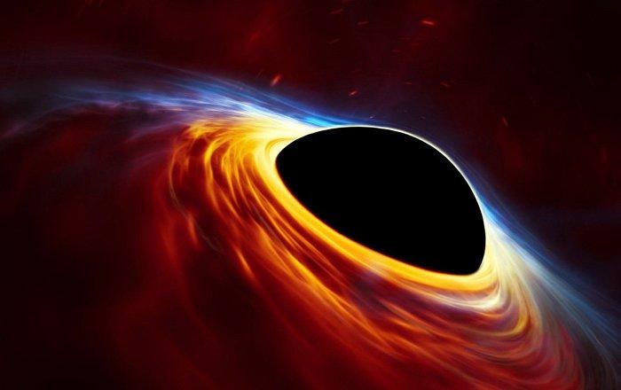 La 1ere étoile gravitant autour d'un trou noir découverte