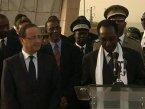 """F.Hollande, """"le frère de toutes les Maliennes et de tous les Maliens"""""""