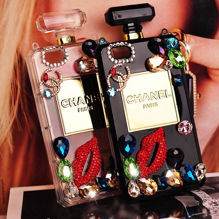 Coque Iphone  Chanel Parfum