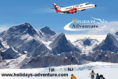 Mountain Flight holiday Nepal, Everest Flight, Fly Over Himalaya | Trekking in Nepal, Holidays adventure in Nepal, Trekking and tour operator agency in Nepal