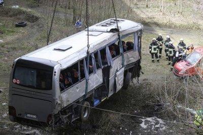 Belgique: cinq morts dans un accident de car scolaire