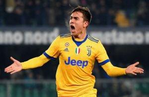 Kecemerlangan Paulo Dybala Bawa Juventus Kalahkan Verona