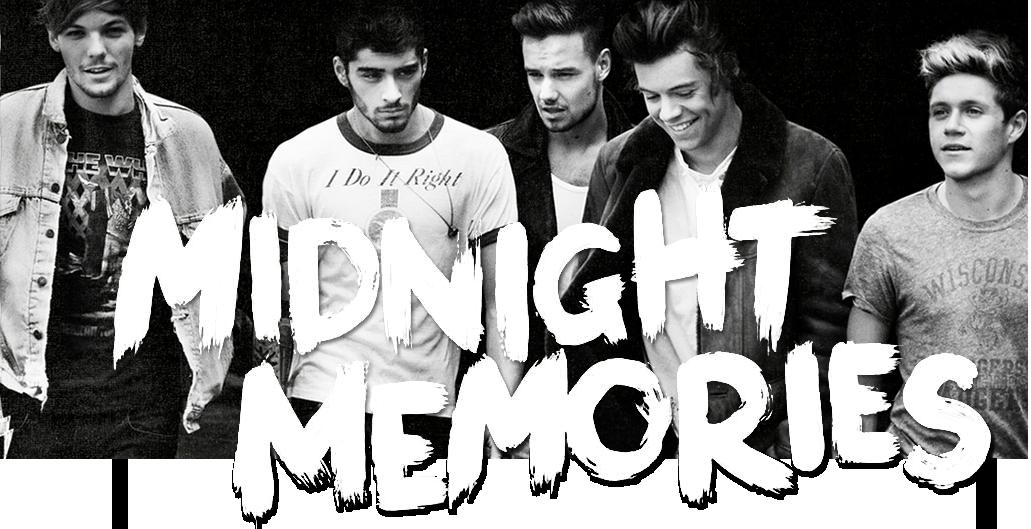 Décompte de Midnight Memories !!!!!!!!!!!!!!! <3
