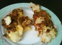 Recette - Dinde farcie aux boudins blancs truffes et pleurotes | 750g