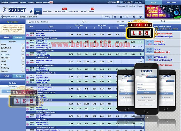 Bandar Judi Bola Online Deposit 50 Ribu Bonus Besar
