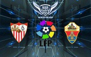 Prediksi Sevilla vs Elche 16 Maret 2015 Primera Division