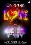 On Part En Love !, Point Ephémère