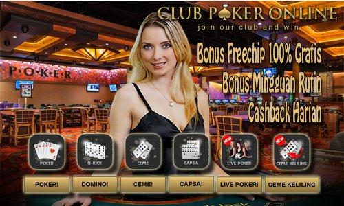 Apakah Situs Poker Online Yang Banyak Bonus Terpercaya