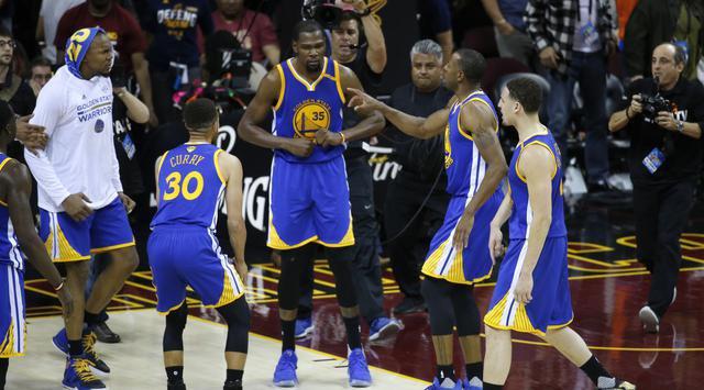 Ini Kunci Kemenangan Warriors pada Final NBA 2017 | Berita Olahraga Terkini
