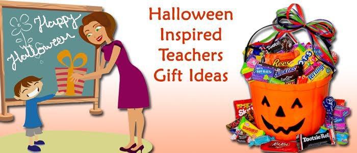 Halloween-Inspired Teachers Gift - giftblooms - Bloguez.com