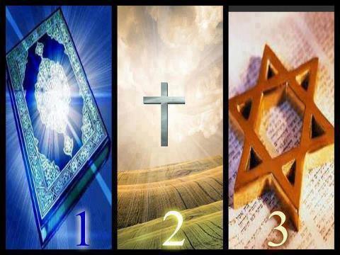 Islam,Cristianisme Ou Juive