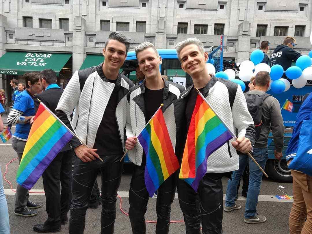 Photos de la Belgian Pride Parade 2018