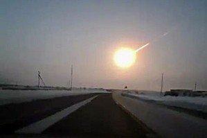 La pluie de météorites est opportunément tombée sur un centre d'essais atomiques ultra-secret de la Russie