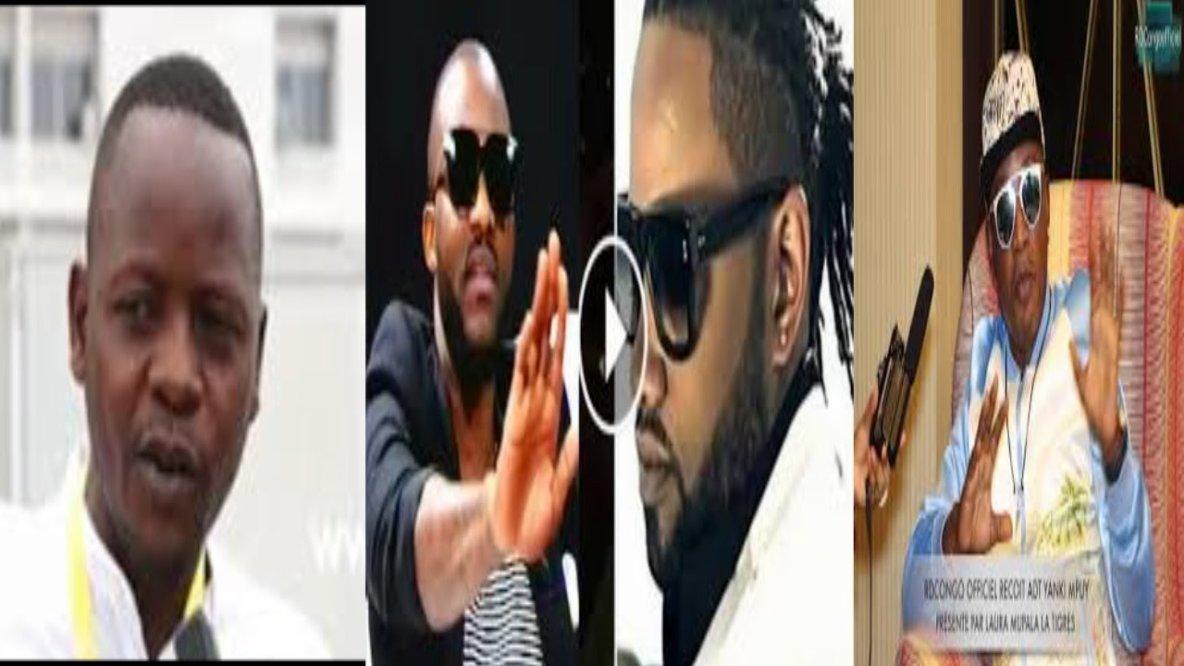 "Regardez ""Ken mpiana a confirmer fally aza na simanaye nakoti prison te /adt werra apesiye rouge"" sur YouTube"