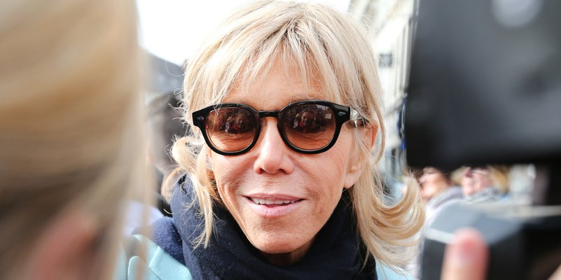 PHOTO Brigitte Macron a fait de la politique... en 1989 ! | Planet