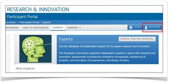 Candidatevi come esperti indipendenti per Horizon 2020