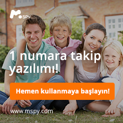mSpy Telefon Dinleme Casus Yazılımı: Android, iPhone Takibi