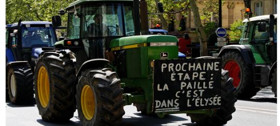 Soutenons les agriculteurs français