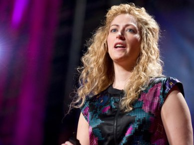 Jane McGonigal : le jeu peut rendre le monde meilleur | Video on TED.com