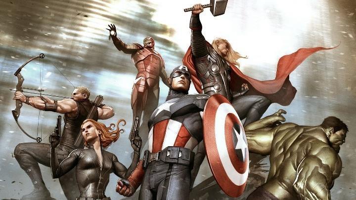 Marvel: Creating the Cinematic Universe in Brisbane, Queensland, Australia