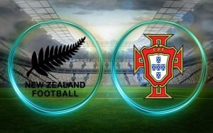 Prediksi New Zealand vs Portugal 24 Juni 2017