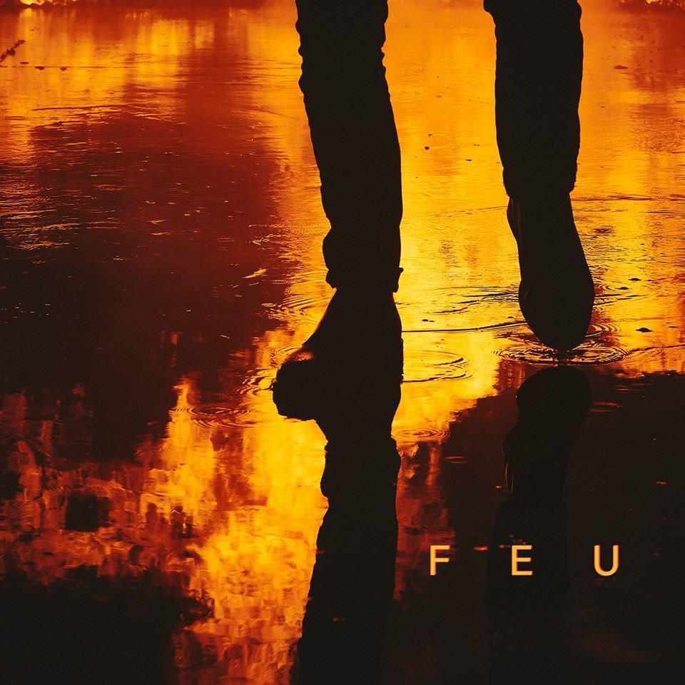 """Nekfeu annonce la réédition de """" Feu """""""