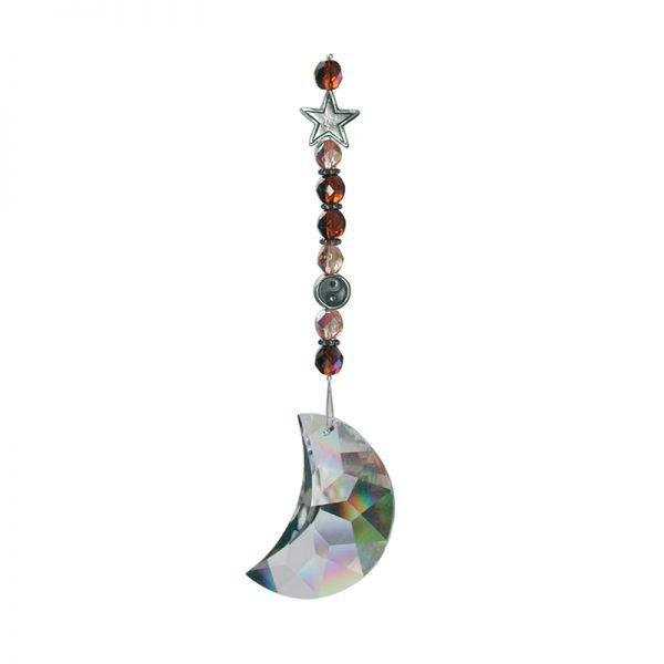 Cristal Solaire Demi-lune - Magie des Bijoux