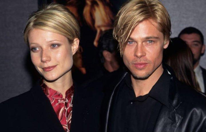 Quand brad Pitt menaçait de mort Harvey Weinstein pour défendre sa petite amie Gwyneth Paltrow