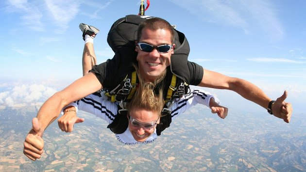 SKYDIVE CENTER | Sylvain de GORTER - Google+