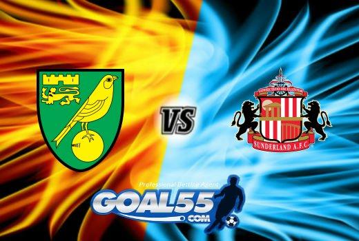 Prediksi Skor Norwich City Vs Sunderland 13 Agustus 2017