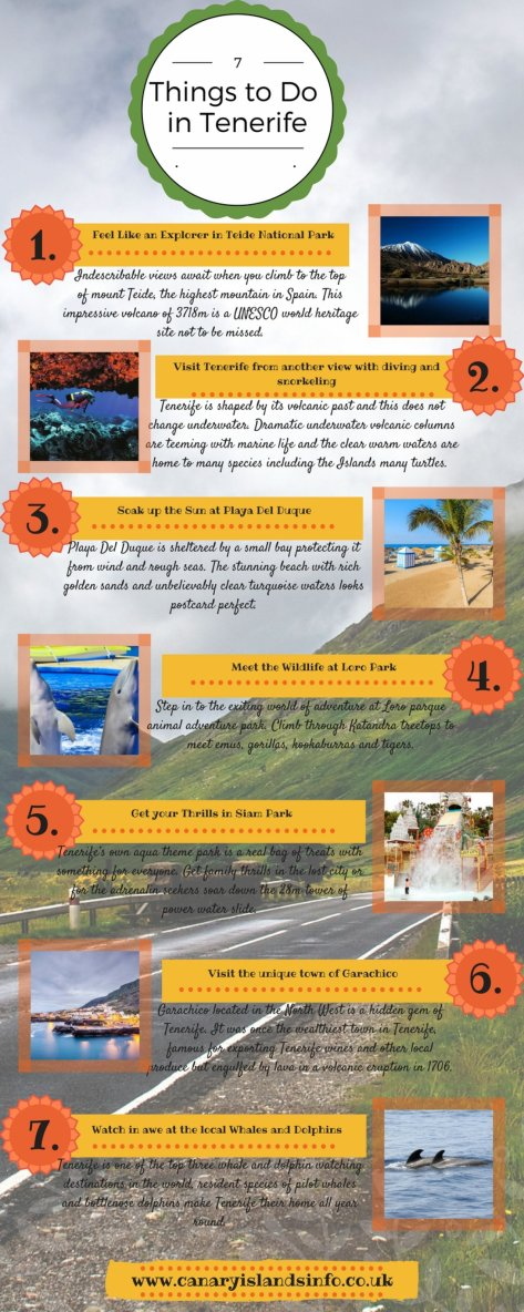 7 Things to Do in Tenerife | Canary Islands Info