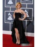 Grammy Awards Kristine Elezaj Blac Red Carpet Evening Dress Sexy Celebrity Dresses : Cheaptbdress.com - US$108.99 - english