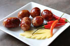 Appetizer To Help Side Dish To Main Course - Sausage