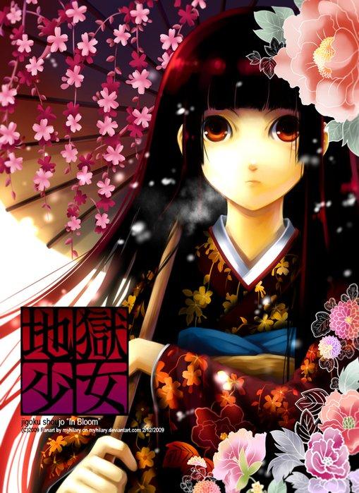 Мои рекомендации ~ Адская девочка / Jigoku Shoujo / Hell Girl
