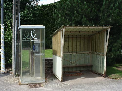 Adieu cabines téléphoniques