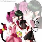 zoey et dren - Blog de ichigo--momomiya-x3