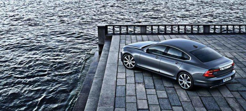 Volvo reaching record sales on its 90th birthday