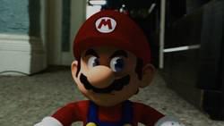Super Mario chez vous!!!!!
